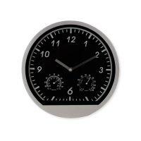 Reloj Con Estacion Meteorologica Gris Ash Claro
