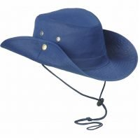 Sombrero Australiano Quality Azul Royal