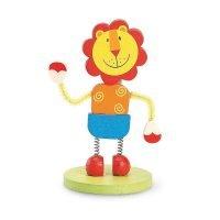 Lion. Memo Clip