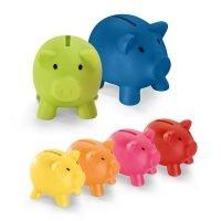 Piggy. Hucha De Pvc