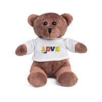 Grizzly. Peluche 106-logo
