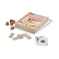 Playtime. Set De Juegos 4 En 1